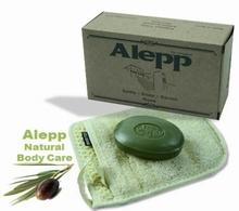 Alepp Seife - Rosenseife 125g