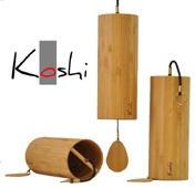 Koshi Klangspiel - 4 Elemente Klangspiel IGNIS/Feuer (rot)