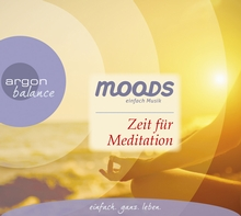CD -  Zeit für Meditation
