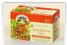 Sanddorn Tee - Classic Gutshof