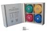 Aleppo Seife - 4 Elemente Seifen-Kiste 395 g