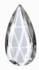 Regenbogen Kristalle - Drachenträne  114 mm