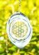 Energie Spirale - Blume des Lebens 15.3 cm