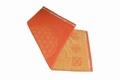 Blume des Lebens - Handtuch Sonnengruß/Koralle