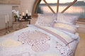 Bettbezug Blume des Lebens hortensia - 135 x 200 cm