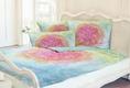 Bettbezug Rainbow- 135 x 200 cm und Kissen