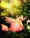 Bettbezug Sunrise - 135 x 200 cm und Kissen