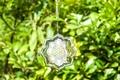 Mobile Blume des Lebens mit Lotusblume, 15 cm