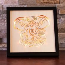 Ganesha Ambientelicht - 24 cm