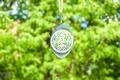 Mobile, Yggdrasil Weltenbaum mit Kristallen
