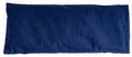 Augenkissen - dunkelblau aus Baumwolle