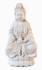weibliche Gottheiten - Kwan Yin 15 cm
