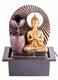 Zimmerbrunnen - Buddha klein - 25 cm
