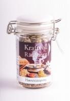 Kraftvoll Räuchern - Hausreinigung 60 ml im Glas