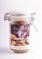 Kraftvoll Räuchern - Anti Depression   -  60 ml im Glas