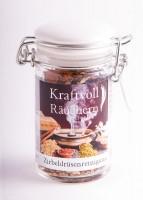Kraftvoll Räuchern - Zirbeldrüsenreinigung -  60 ml im Glas