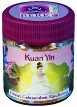 Kuan Yin - Heitere Gelassenheit Räucherung im Glas - 30 ml