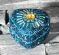 Sultans Schatz - Herz in blau
