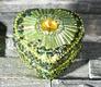 Sultans Schatz - Herz in grün
