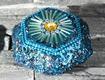 Sultans Schatz - blau - sechskant