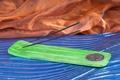 Räucherstäbchenhalter Green Butterfly