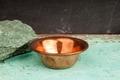 Räucherschale aus Kupfer - 7 cm