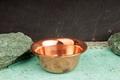 Räucherschale aus Kupfer - 9 cm