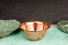 Räucherschale aus Kupfer - 10 cm