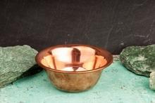 Räucherschale aus Kupfer - 11.5 cm