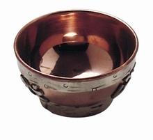 Räucherschale aus Kupfer - Om klein