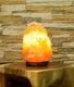 Salzkristall Lampe ca. 2 - 3 kg