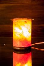 Salzkristall Aromalampe elektrisch
