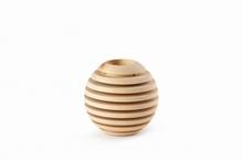Pinus Cembra Duftholz Globe inkl. Duftöl und Hobelspäne