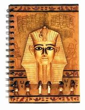 Schreibbuch - Tutenchamun