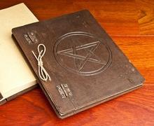 Schreibbuch - Pentagramm, klein