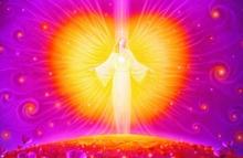 Gebetskärtchen Leiendecker - Engel der Liebe