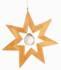 Kristallobjekt - Stern natur