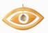 Kristallobjekt - Auge natur