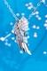 Flügel Anhänger mit Swarovski Elements