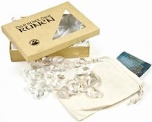 Runenorakel-Set Bergkristall