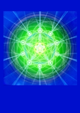 Schwingungsbild - Planetares Mandala