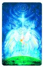 Engel Schutzkarte - Himmlische Gabe