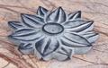 Lotus Specksteinhalter für Räucherstäbchen