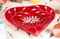 Specksteinhalter - Herz-Lotusblume