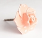 Türknauf Rose - rosé- 5.5 cm