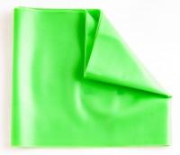 Yoga Elastikband aus Naturkautschuk - grün