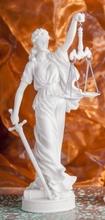 Justitia  -  28 cm