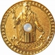 Meister Taler - Seraphis Bey - vergoldet
