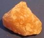 Calcit orange - Rohstein Afriel 56 g