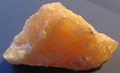 Calcit orange - Rohstein Elomnia 79 g